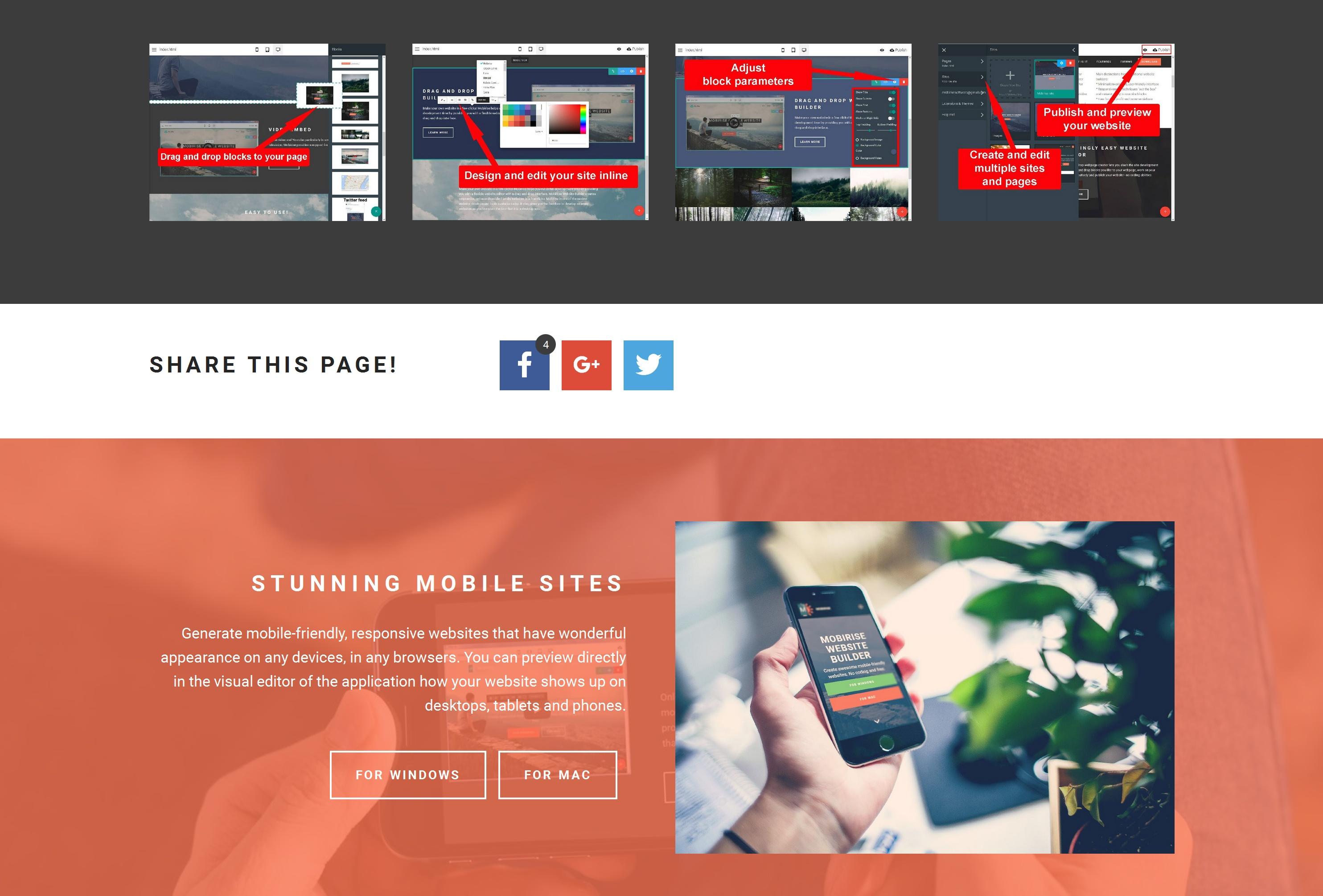 WYSIWYG Web Page  Creator Software