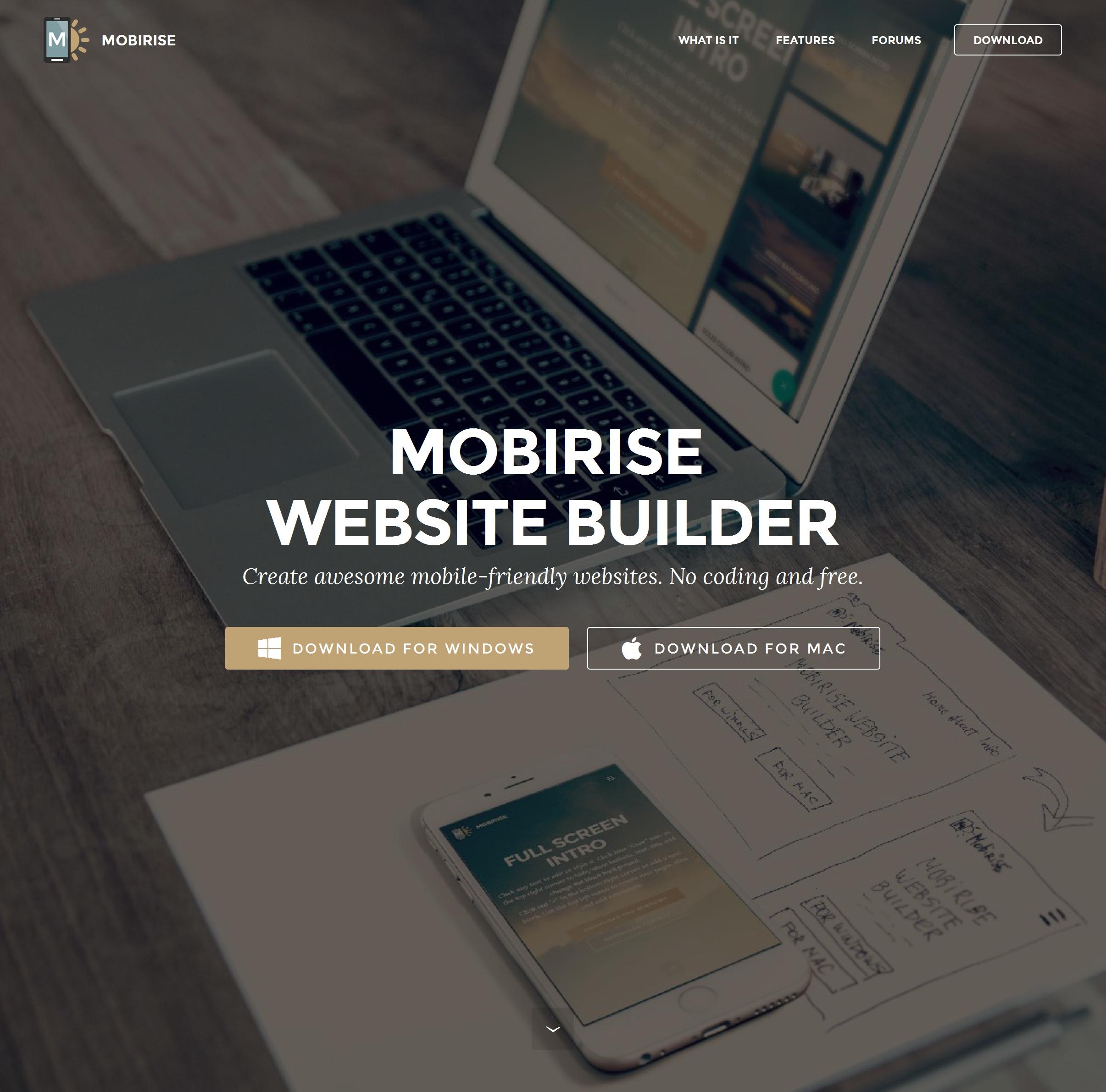 Best Free Site Generator