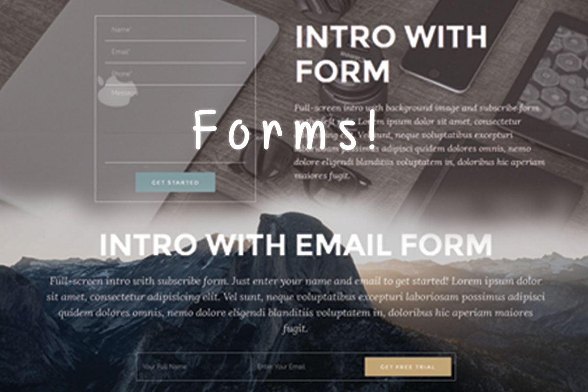WYSIWYG Responsive Site Maker Software