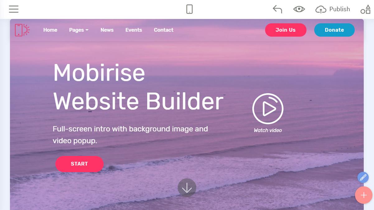 web builder software