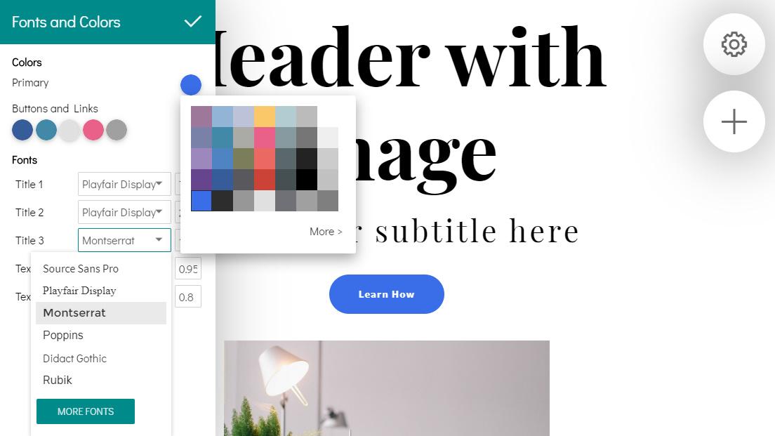 Online Website Maker